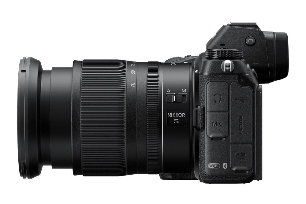 Nikon Z6 a Nikon Z7