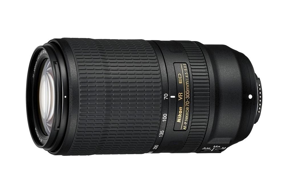 Objektiv NIKKOR 70-300mm F4.5-5.6E AF-P ED VR