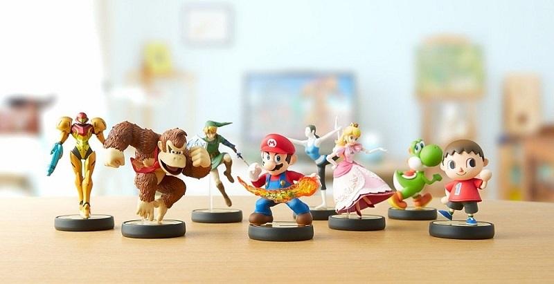 Nintendo Switch; Amiibo
