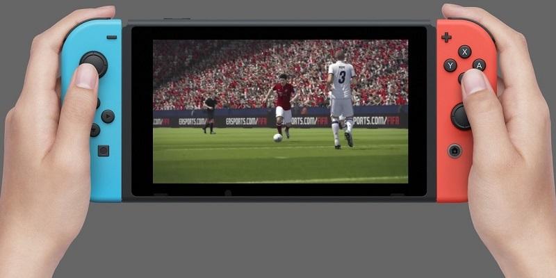 Nintendo Switch; Fifa