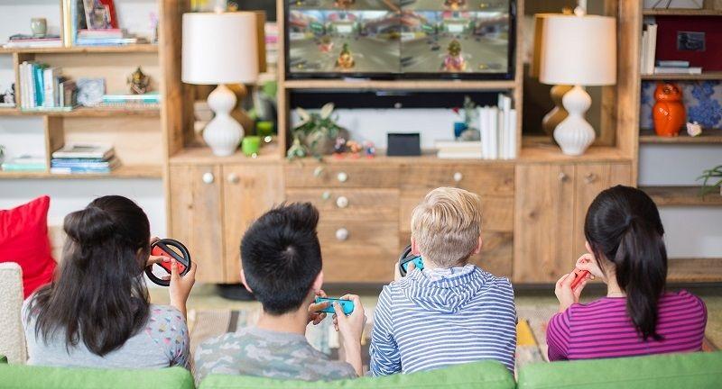 Nintendo Switch; příležitosti pro hraní