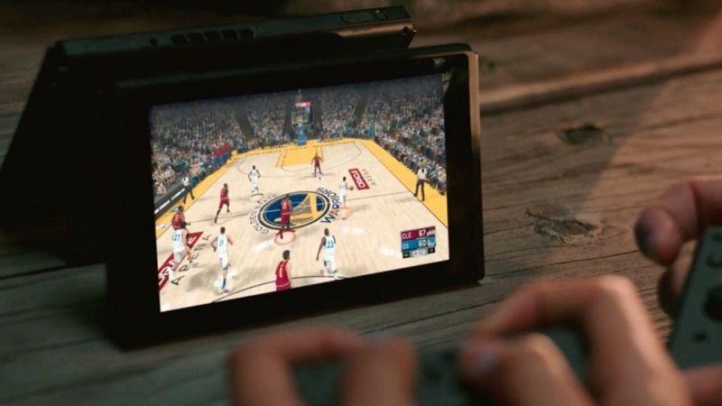 Nintendo Switch - NBA