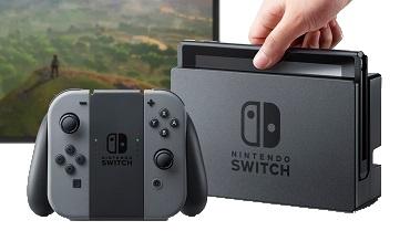 Nintendo Switch; recenze