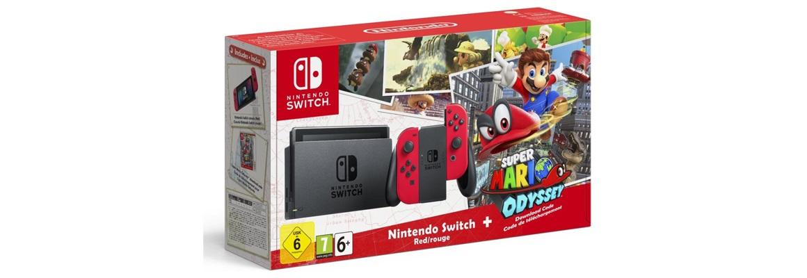 Nintendo + Ubisoft Bundle