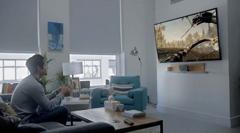 Nintendo Switch; TV mód