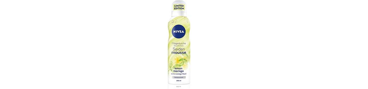Nivea Lemon Moringa Sprchová pěna