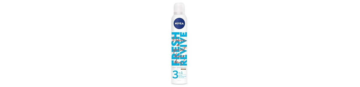 Nivea suchý šampon