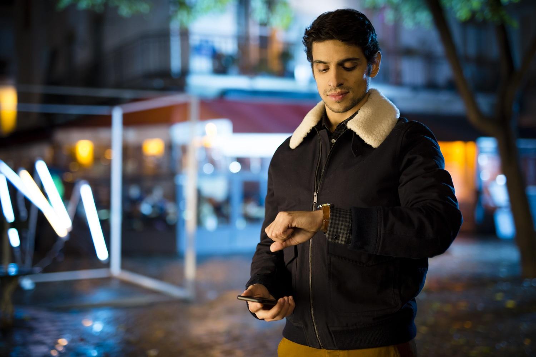 Chytré hodinky Nokia Steel HR
