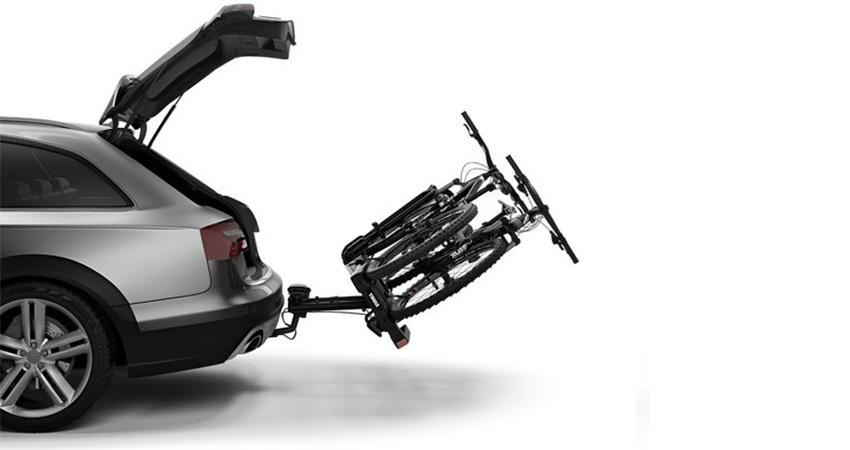 redukce, nosič kol na tažné zařízení