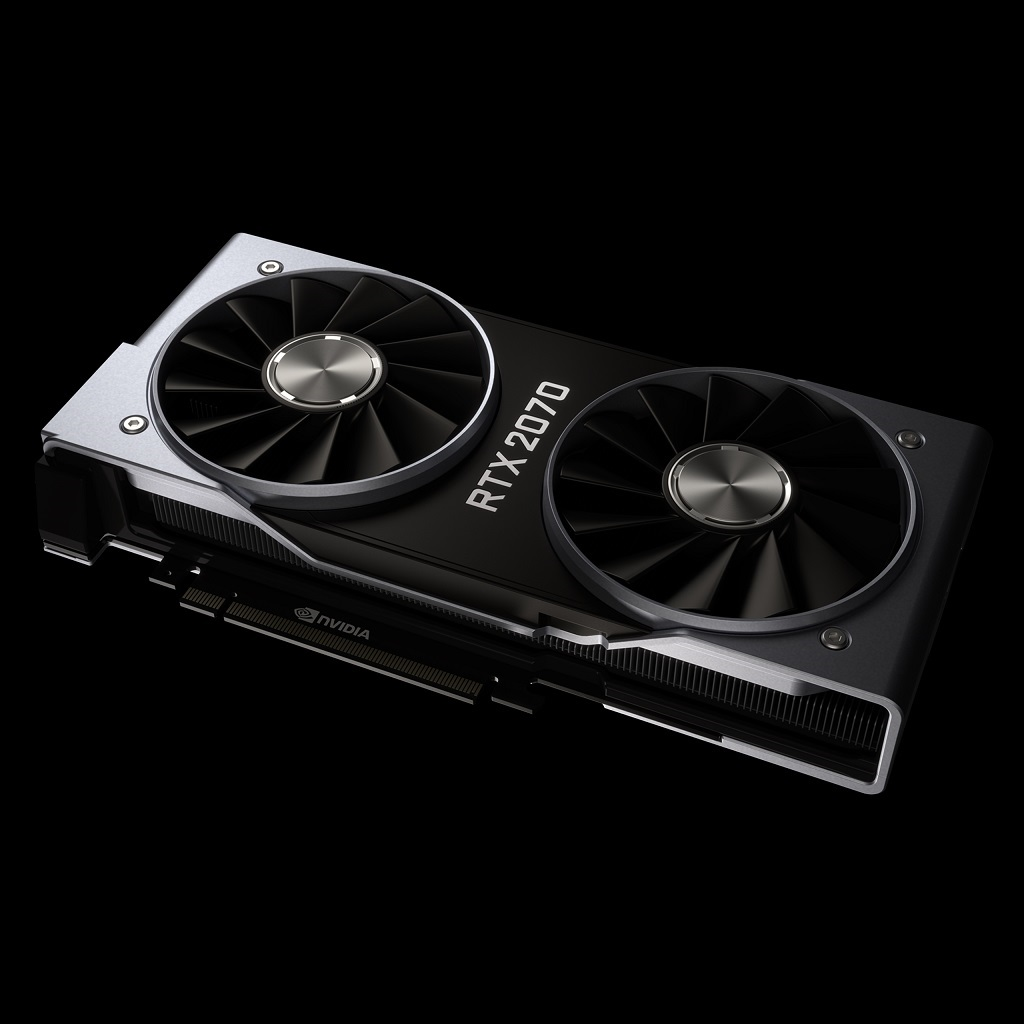 NVIDIA GeForce RTX 2070, Ray-tracing