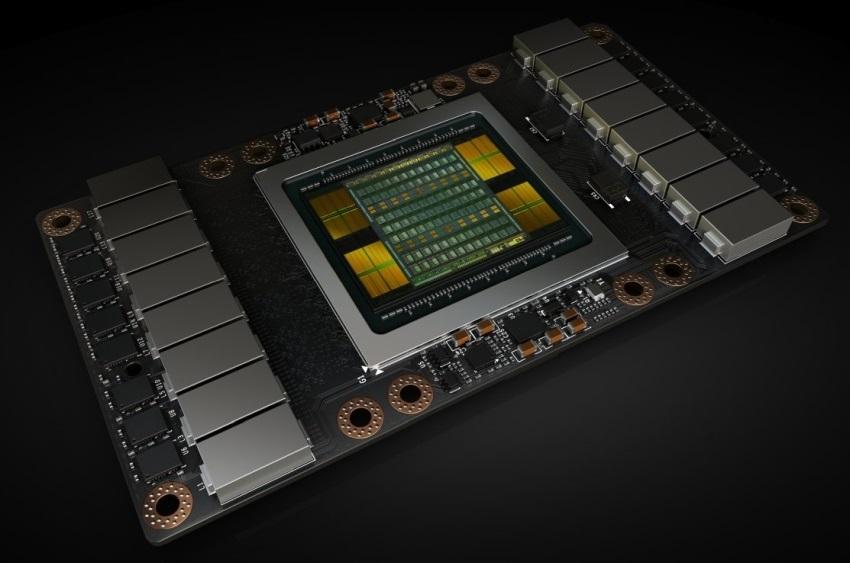 NVIDIA VOLTA TESLA V100 GV100 GPU SXM2 GPU