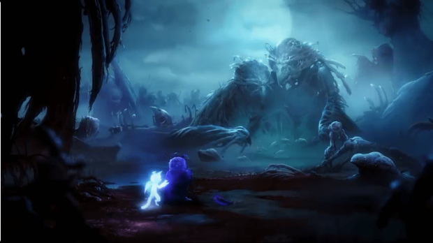 Ori and the Blind Forest; Xbox One X