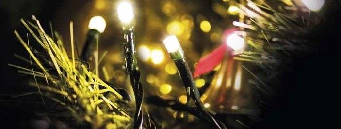 Vánoční osvětlení rozzáří interiér i exteriér vašeho domova