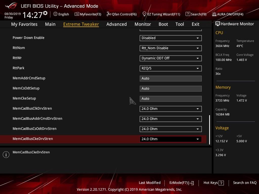 Jak přetaktovat procesor; taktování CPU; overclocking; UEFI