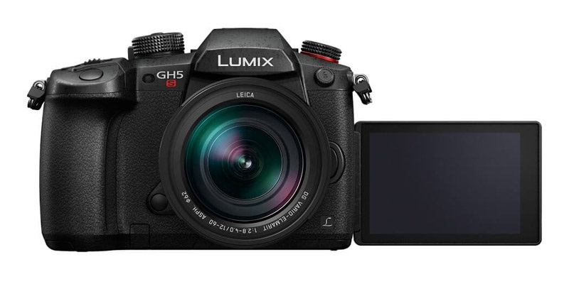 Panasonic Lumix GH5S (PREVIEW)