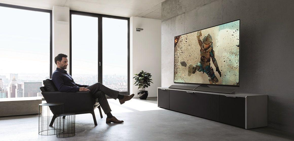 Panasonic OLED televize