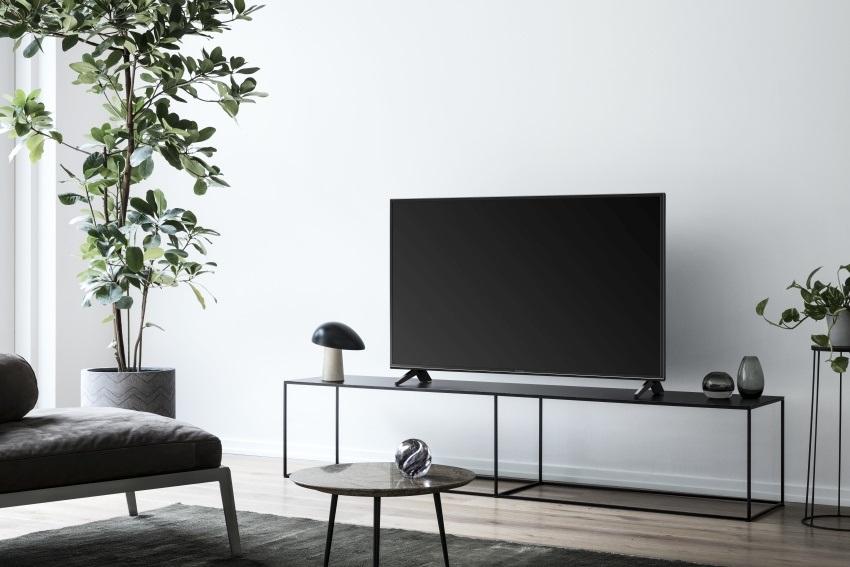 Panasonic TV Switch Design