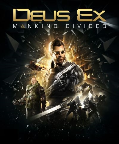 PC hra Deus Ex: Mankind Divided