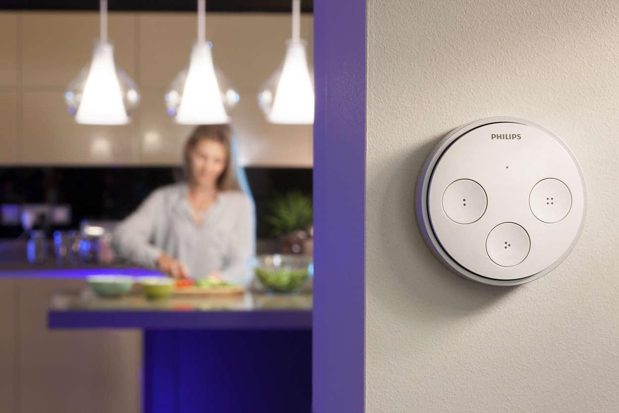 Philips HUE Tap Switch (Vypínač Tap)
