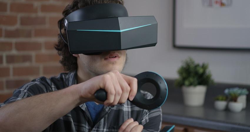 pimax 8k, virtuální realita, vr headset