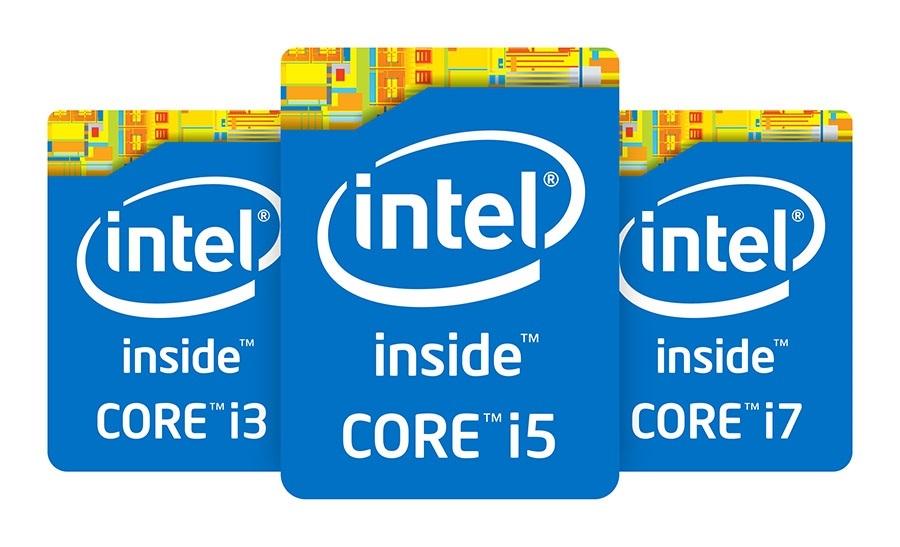 Intel Core i3, i5, i7 - procesory