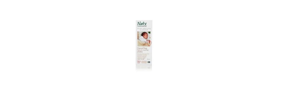 Otestováno maminkami: sáčky na pleny NATY Nature Babycare Disposal Bags