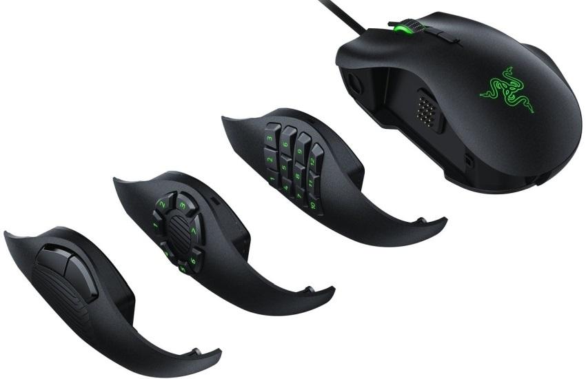 Herní myš Razer Naga Trinity