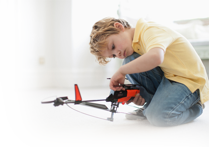 Jak vybrat RC vrtulník