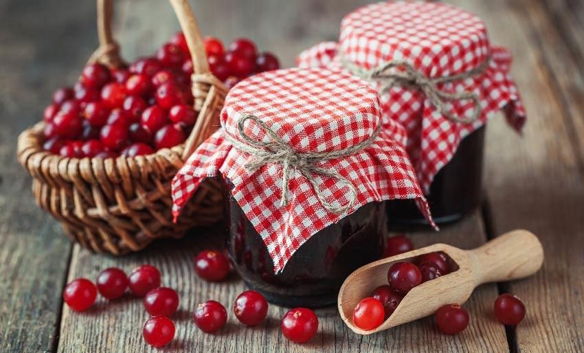 recepty na džemy a marmelády