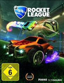 PC hra Rocket League