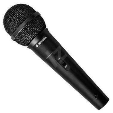 Ruční mikrofon