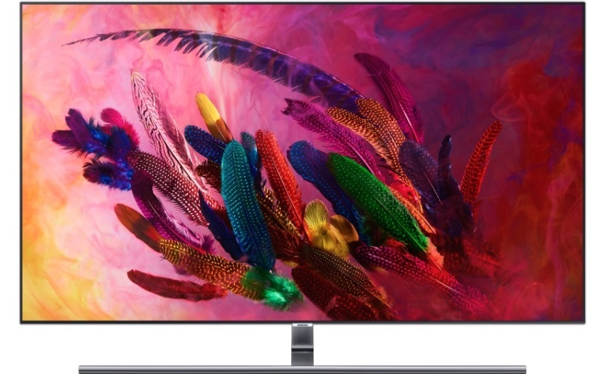 4K QLED televize Samsung Samsung QE55Q7FN