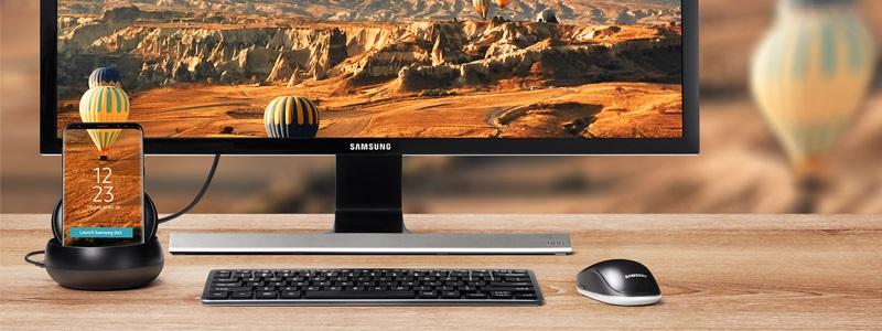 Jak funguje DeX Station pro Samsung Galaxy S8? Vyzkoušeli jsme ho!