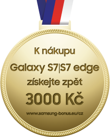 Samsung Galaxy S7, S7 edge; Cashback
