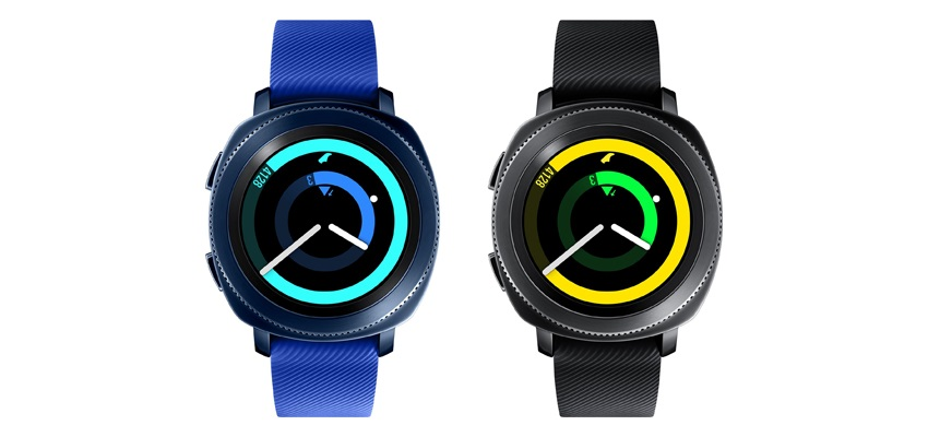 Samsugn Gear Sport; chytré hodinky