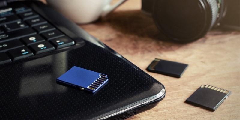Jak na obnovu dat z SD karty?
