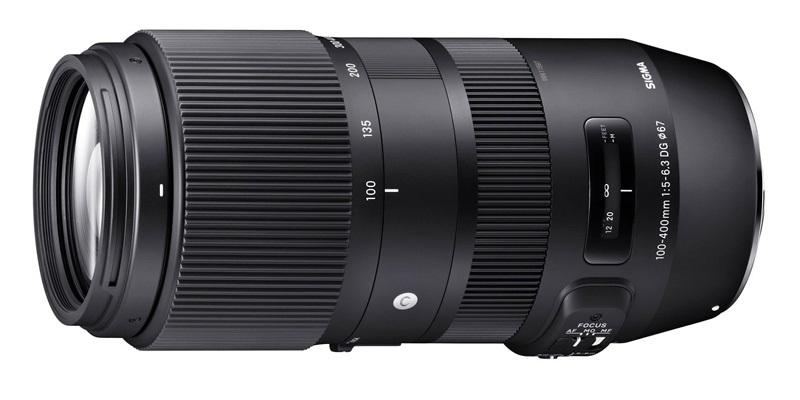 Recenze objektivu Sigma 100-400mm f/5-6,3 DG OS HSM Contemporary