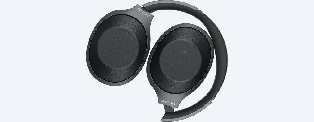 Sony WH 1000XM2; sluchátka přes hlavu