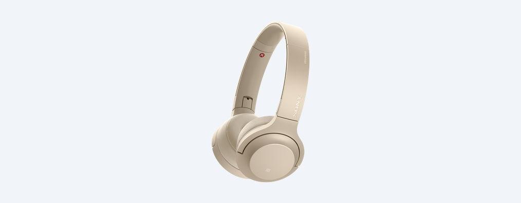 Sluchátka; Sony h.ear on 2