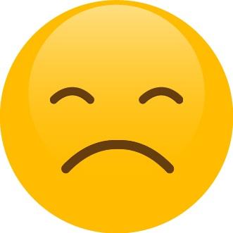 Smajlík – frustrace