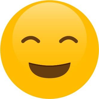 Smajlík – smích