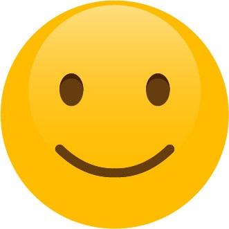 Smajlík – základní úsměv