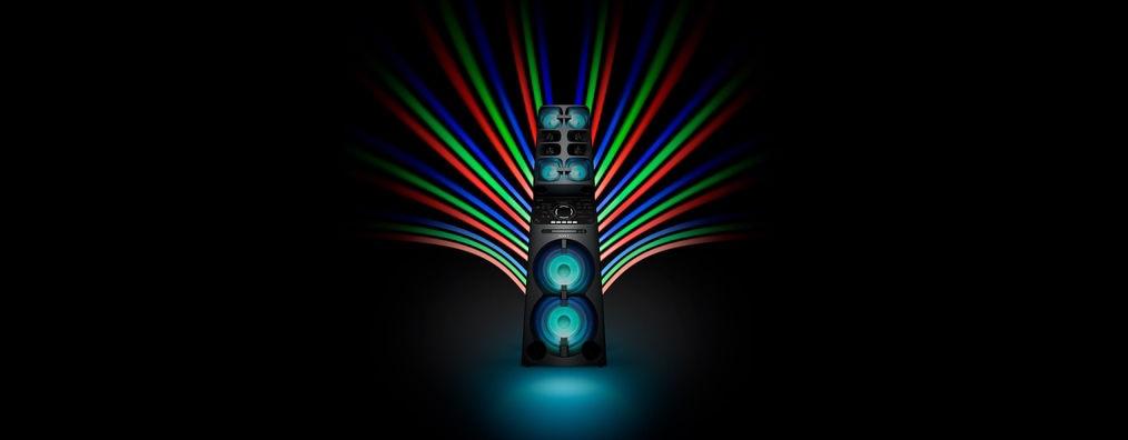 Sony MHC-V90DW; repro