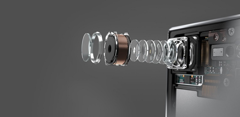 Sony Xperia XZ fotoaparát