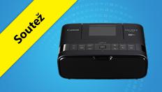 Soutěžte o mini tiskárny Canon Selphy a digitální zrcadlovky