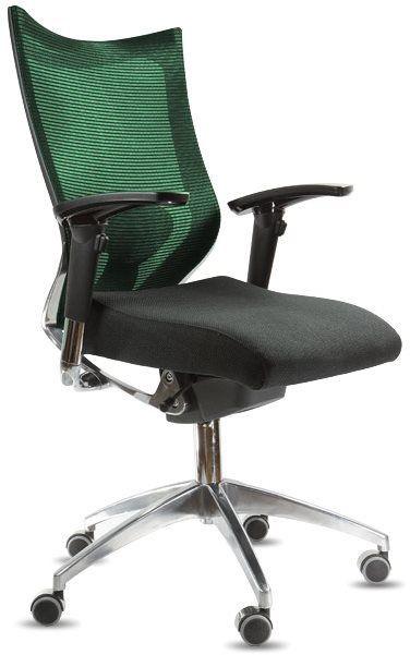 Kancelářská židle s mechanismem Move and Stop