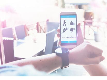 Aplikace na běhání