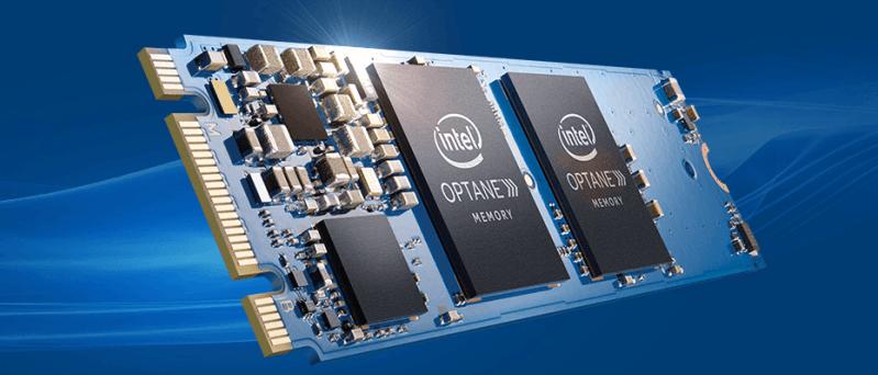 Intel Optane náhled