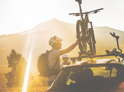 Jak vybrat nosič na kolo