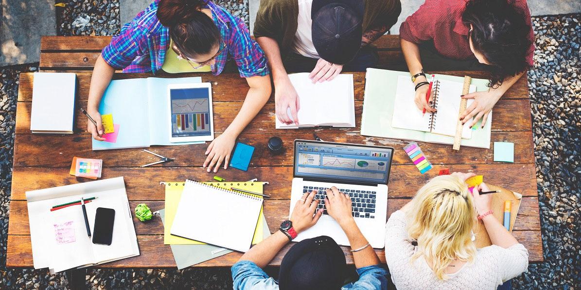 Studenti; brainstorming; studentské slevy